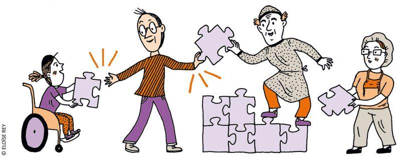 L'aidant, un collaborateur essentiel