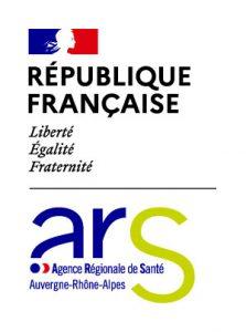 Logo Agence Régionale de Santé Auvergne Rhône Alpes